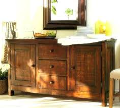 Dining Room Hutches Buffet Or Sideboard With Marble Price Islands Breakfast Black