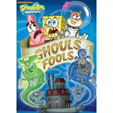 Spongebob Squarepants Halloween Dvd Episodes by Spongebob Squarepants Ghouls Fools Dvd Giveaway Closed