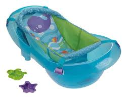 Inflatable Bathtub For Babies by Fisher Price Aquarium Bath Center Toys