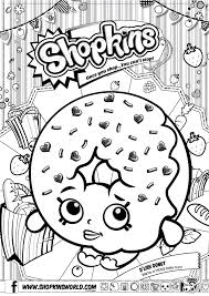 Here Is The Link To A DLish Donut Colouring Sheet From Evolution PR