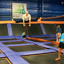 Sky Zone Indoor Trampoline Park Coupons : Popeyes Coupons ...