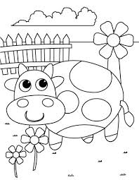 Free Printable Preschool Easter Coloring Pages Print For Activities