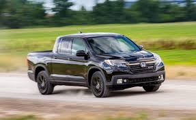 2017 Honda Ridgeline Vs. Canada | Feature | Car And Driver 2019 New Honda Ridgeline Rtle Awd At Fayetteville Autopark Iid Mall Of Georgia Serving Crew Cab Pickup In Bossier City Ogden 3h19136 Erie Ha4447 Truck Portland H1819016 Ron The Best Tailgating Truck Is Coming 2017 Highlands Ranch Rtlt Triangle 65 Rio Ha4977 4d Yakima 15316