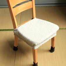 Dining Seat Cover Quality Simple Elastic Fabric Chair Only In From