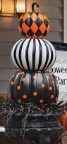Mackenzie Childs Painted Pumpkins by Put A Designer Spin On Decorating With Gourds Our Halloween