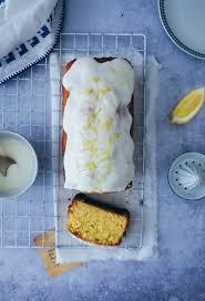 rezept einfacher zitronenkuchen zucker zimt und liebe