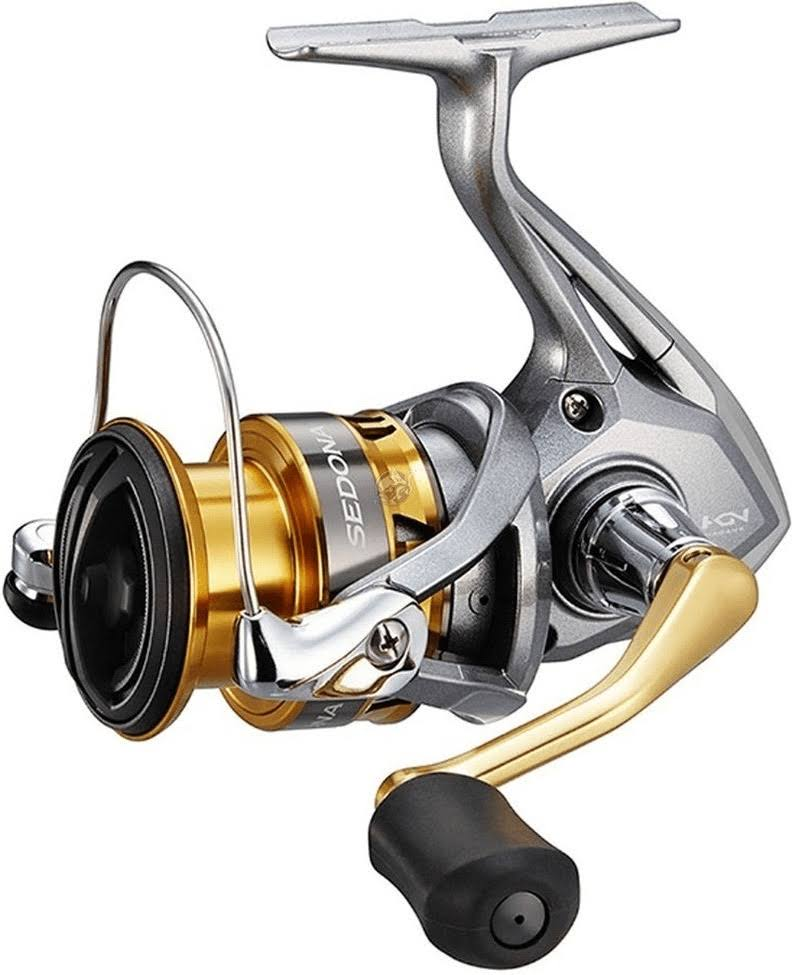 Shimano Sedona Spinning Fishing Reel - 10.4oz