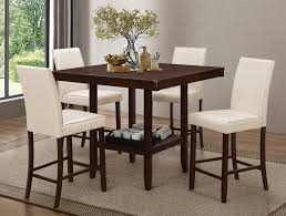 5 Piece Counter Height Dining Room Sets by 5 Pc Counter Height Dining Sets Caravana Furniture