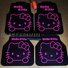 Cute Car Floor Mats by Hello Kitty Car Mats Hello Kitty Car Mats Suppliers And