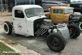 100 Rat Rod Semi Truck S Rule