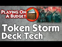 Mtg Storm Deck Legacy by 12 Storm Mtg Deck Budget Mtg Modern Living End Vs Ad