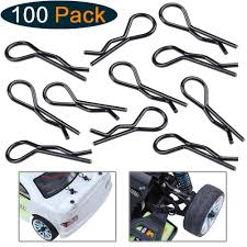 99 Amazon Truck Parts Com Hobbypark 100Pack RC Bent Body Clips Springy R Pins