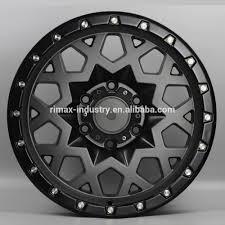 100 4x4 Truck Rims 18x85 20x9 20x10 Offroad Aluminum Alloy Rim For Pickup Truck