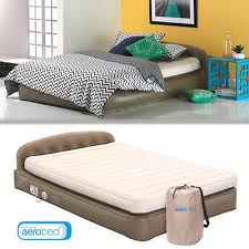 Aerobed Queen Raised Bed With Headboard by Attractive Aerobed With Headboard Aerobed Comfort Anywhere 18 Air