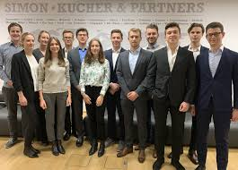 last week some of our simon kucher partners