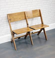 Double Folding Church Chairs Bring It Home