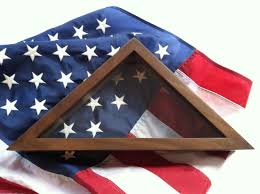 Display Case Images S American Frames Frame Military Shadow Boxes Unfolded Flag
