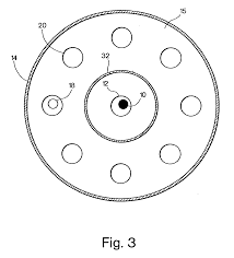 Pebble Bed Reactor by Patent Us20060050835 Bi Disperse Pebble Bed Nuclear Reactor