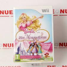 Barbie Y Las Tres Mosqueteras En Español Best Picture Of Barbie