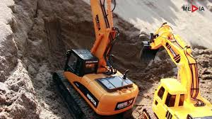 Trucks For Children Excavator For Kids CONSTRUCTION TRUCK Diggers ... Cstruction Trucks Toys For Children Tractor Dump Excavators Truck Videos Rc Trailer Truckmounted Concrete Pump K53h Cifa Spa Garbage L Crane Flatbed Bulldozer Launches Ferry Excavator Working Tunes 1 Full Video 36 Mins Of Truck Videos For Kids Vehicles Equipment The Kids Picture This Little Adorable Road Worker Rides His Tonka Toy Tow And Toddlers 5018 Bulldozers Vs Scrapers