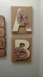 Hobby Lobby Wall Decor Letters by 25 Unique Cardboard Letters Ideas On Pinterest Marquee Letters