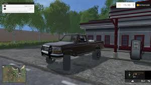100 Ford Truck Games F1000 Work Truck Working Exaust FS 2015 Farming Simulator