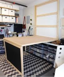 Interior Fold Out Writing Desk Murphy Bed Alternative Ikea