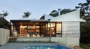 100 Bligh House Brisbane Residential Renovation Architects Graham Architects