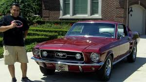 1967 Ford Mustang Fastback Classic Muscle Car for Sale in MI