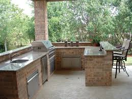 Lowes Outdoor Kitchen Island New Grill Ideas Plans Bbq Built In
