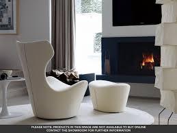 Tufty Time Sofa Replica Australia by B U0026b Italia Grande Papilio Armchair And Ottoman By Naoto Fukasawa