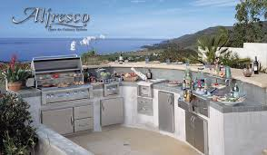 Gallery Of Outdoor Kitchens And Decor