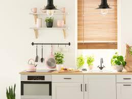 kleine küche einrichten geniale ideen für mehr stauraum