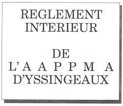 reglement interieur auto ecole réglement intérieur de la société de pêche de la région d yssingeaux