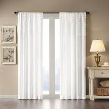 Lush Decor Belle Curtains by Lush Decor Belle 84 Inch Curtain Panel Pink Size 54 X 84