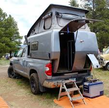 100 Pickup Truck Camping In Photos Campers Big Rig Motorhomes And Adventure Vehicles