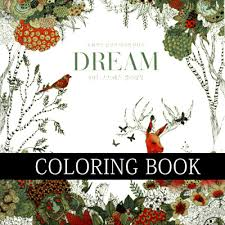 New Update 49 Kinds Of BooksNew Dream N Healing Secret Garden Colouring
