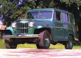 Willys Jeep Station Wagon - Wikipedia