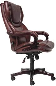 100 Reception Room Chairs Brown High Top Desk Chair The Fantastic Ideal Executive Leather