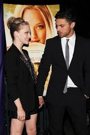 s of Amanda Seyfried and Dominic Cooper at the Letters to