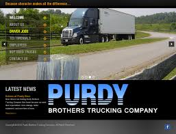 100 Purdy Brothers Trucking Company Competitors Revenue And Employees