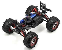 100 Summit Rc Truck Traxxas 116 VXL 4WD Brushless RTR Monster TRA72074