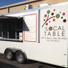 100 Food Trucks Tulsa Local Table Truck Roaming Hunger