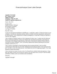 Business Analyst Cover Letter Sample For In Letters Resume Health