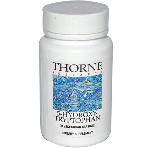 Thorne Research 5-Hydroxytryptophan - 90 Capsules