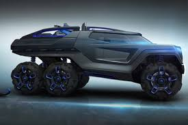 100 Concept Trucks 2014 CanAm Outmoster OffRoading Into The Future