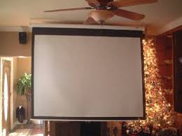 Install Projector Mount Drop Ceiling by Home Theatre Project Media Room Hometoys