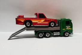Flatbed For The Hot Wheels Crack-Ups Truck : HotWheels