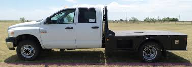2009 Dodge Ram 2500 Quad Cab Flatbed Pickup Truck | Item L65...