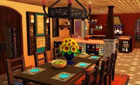Perfect Mexican Living Room Decor Inside